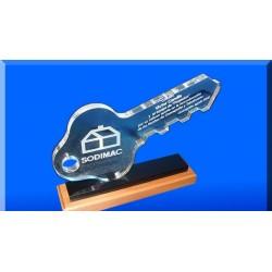Trofeo grabado laser